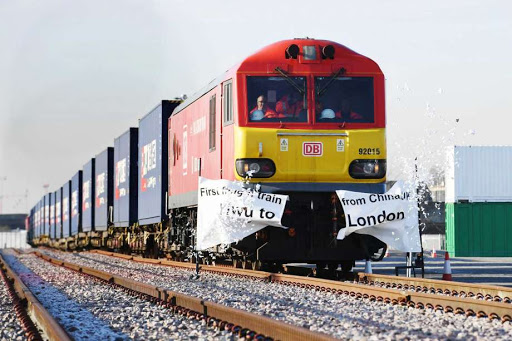 Freight in london