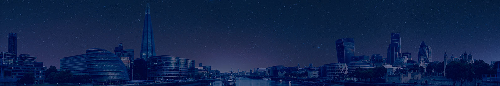 London Homepage Banner